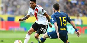 Boca Juniors v River Plate  The Superclasico Copa Libertadores final in  Opta Facts 04824cbd26b46