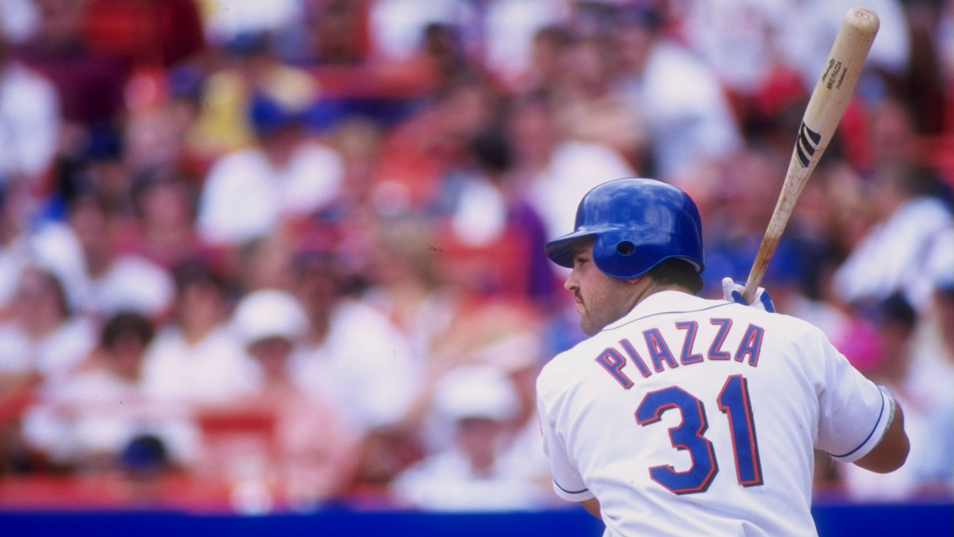 Mets Will Retire Mike Piazza S No 31 Jersey Mlb