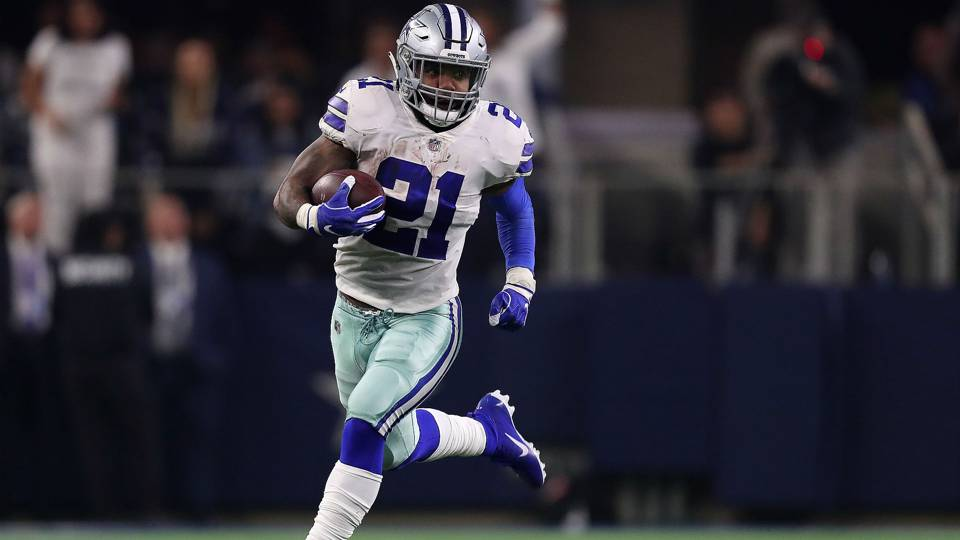 Cowboys 'obviously' plan to pick up Ezekiel Elliott's option
