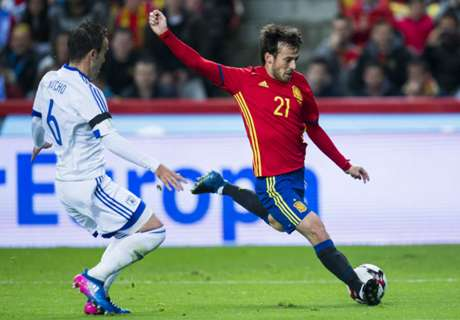Report: Spain 4 Israel 1