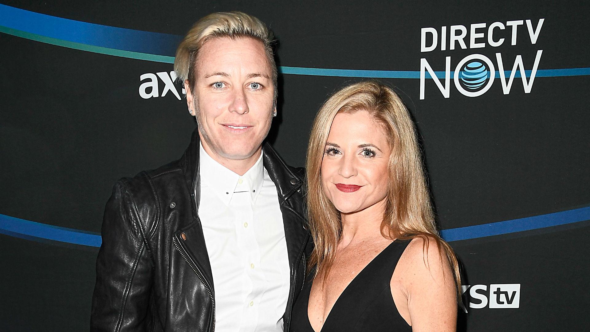 Soccer Pro Abby Wambach is Engaged to Christian Blogger Glennon Doyle Melton!