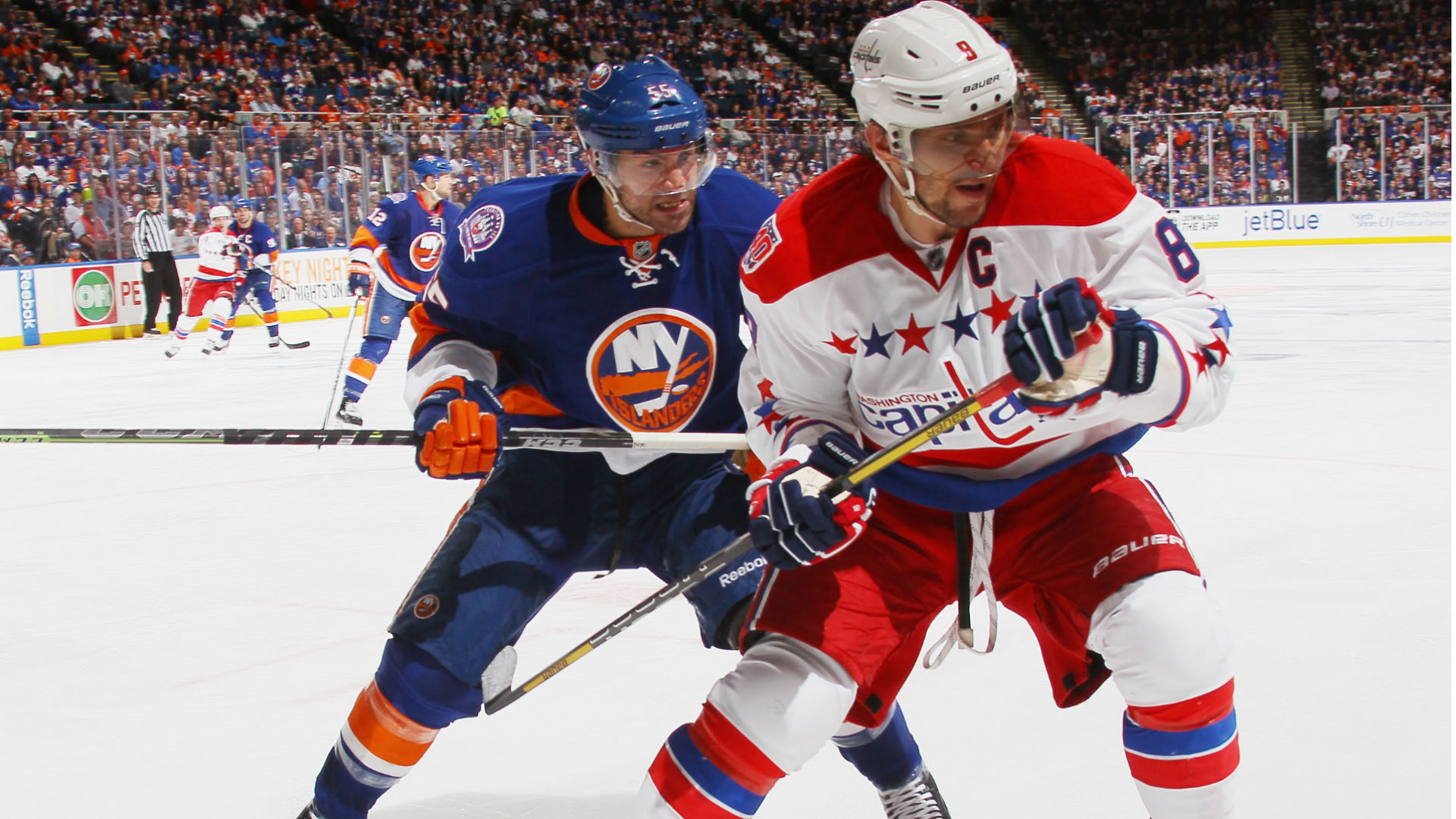 Capitals vs. Islanders Game 7 preview: Washington faces poor history at home