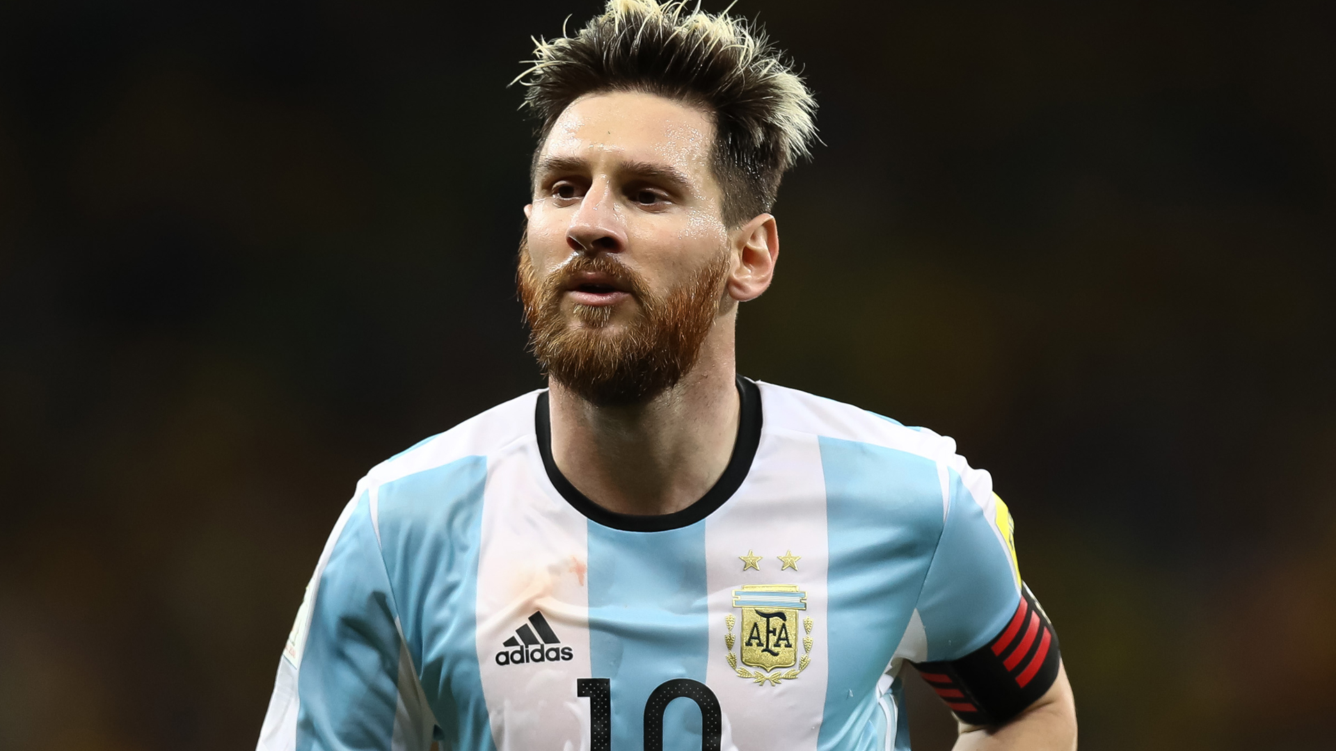 Sampaoli keen to build around 'very excited' Messi