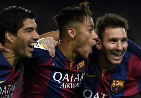 There's no MSN jealousy - Pique