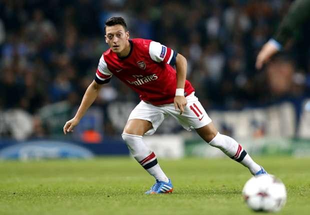 Spielmacher beim FC Arsenal: Mesut Özil