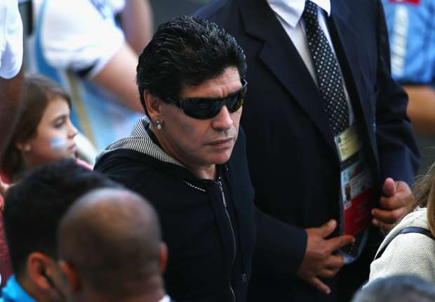 Maradona 'bitter and angry' over Argentina displays