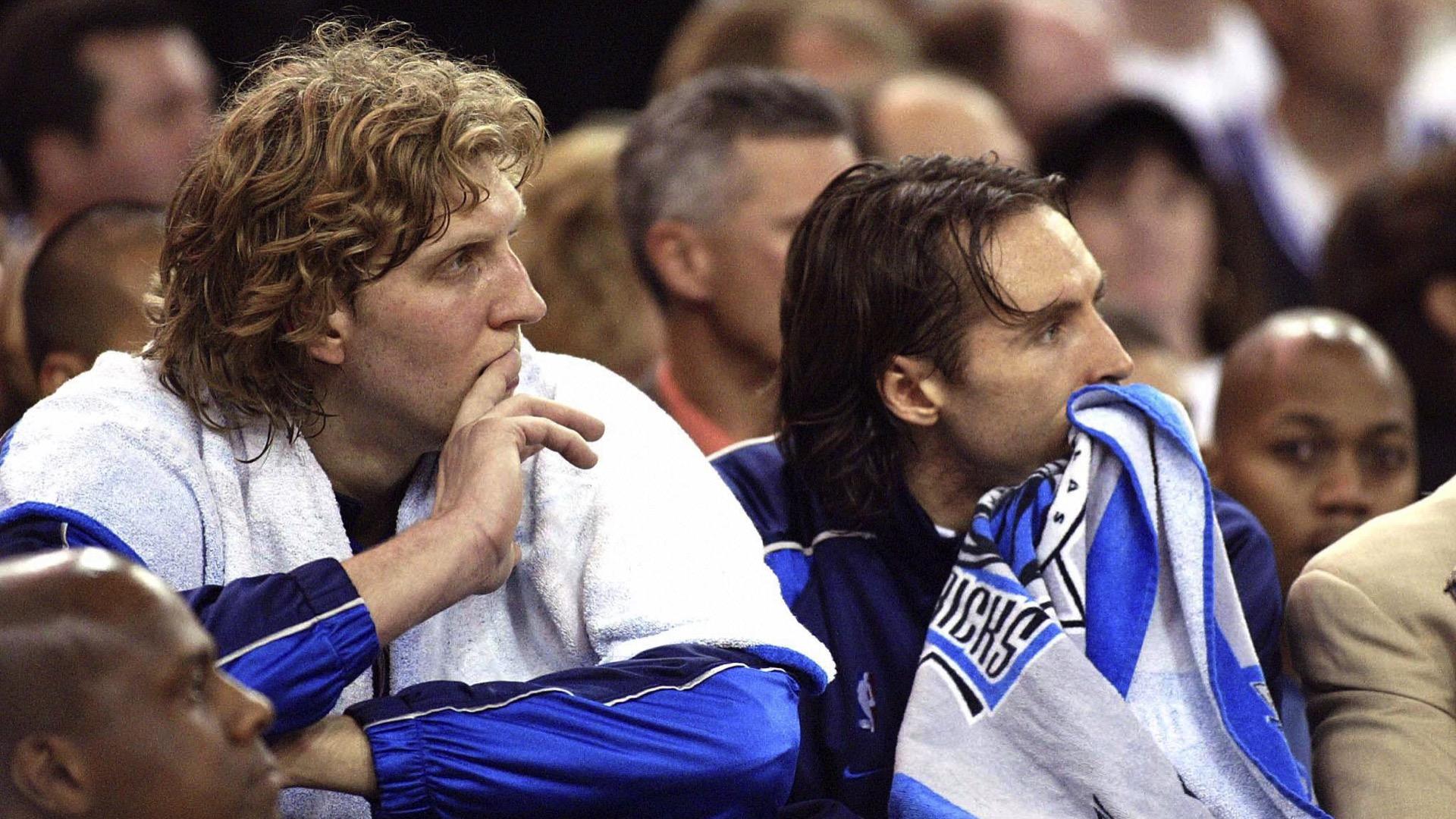 Dirk Nowitzki:感謝Nash、Kidd 將一輩子珍惜3萬分成就