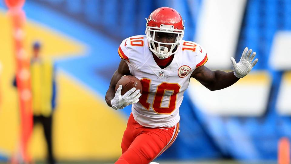 NFL trade rumors  Chiefs  Tyreek Hill came up in talks at start of free  agency d1d41fd5e