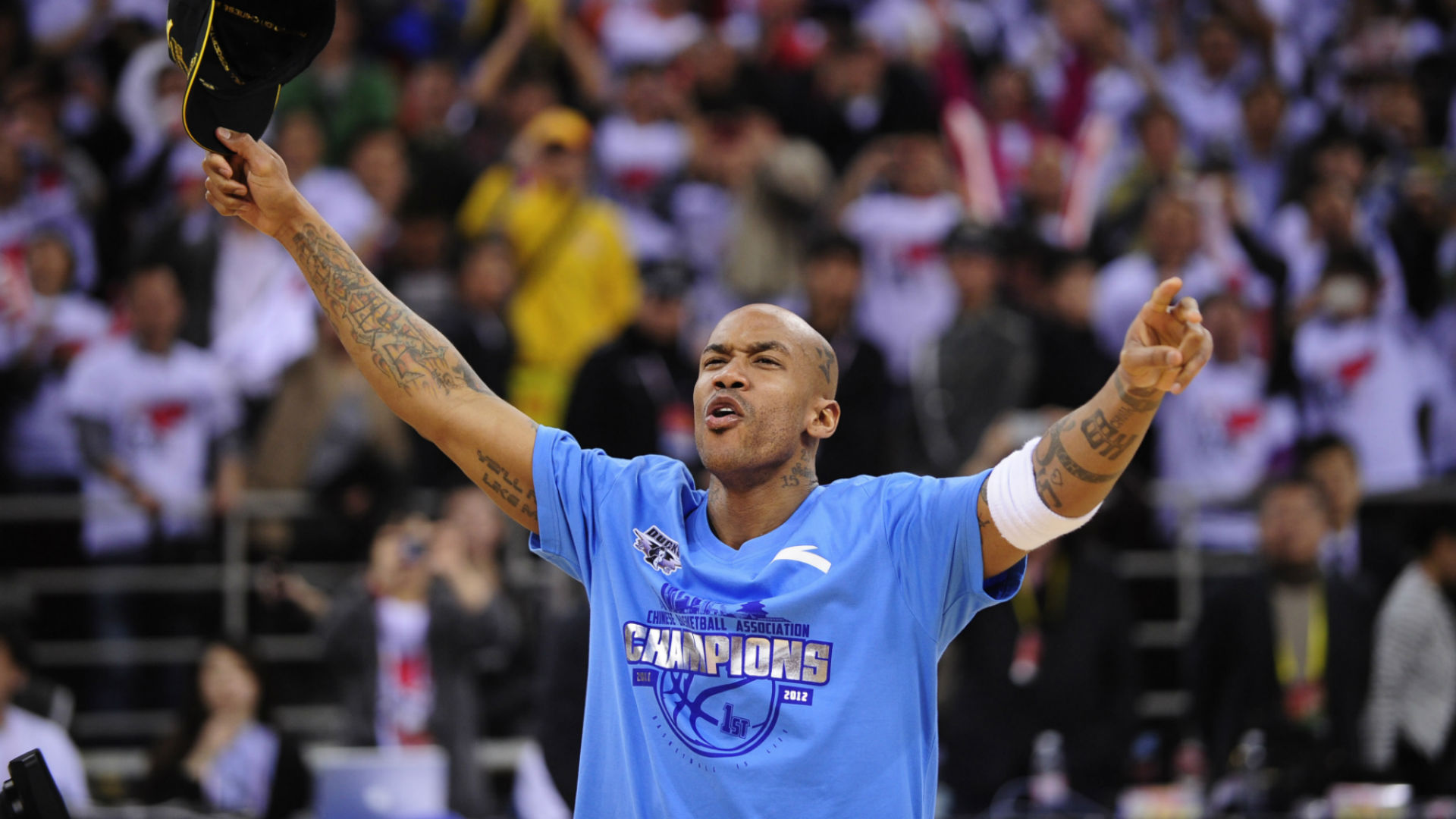 Stephon Marbury departs team that made him a star in China