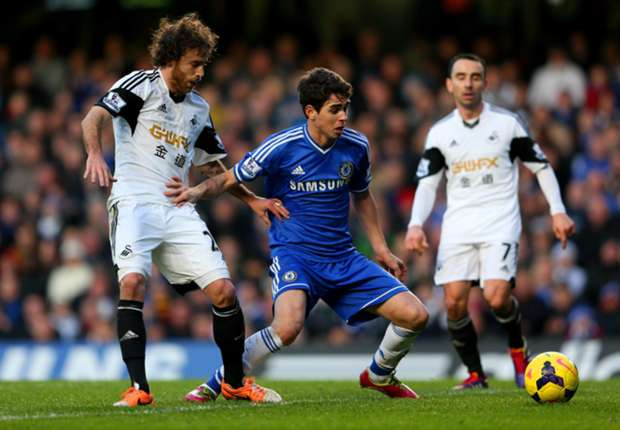 Oscar 'flattered' by PSG interest but says transfer fee makes Chelsea exit difficult