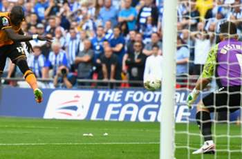Hull City 1-0 Sheffield Wednesday: Diame fires Tigers back to the big time