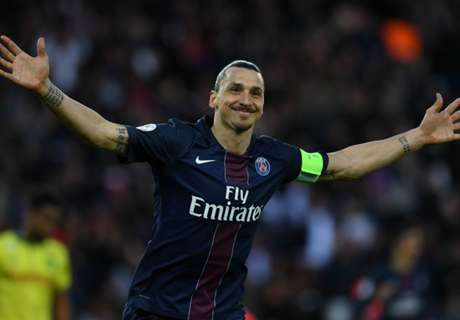 PSG 4-0 Nantes: Ibra signs off