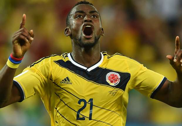 OFFICIAL: Jackson Martinez joins Guangzhou Evergrande