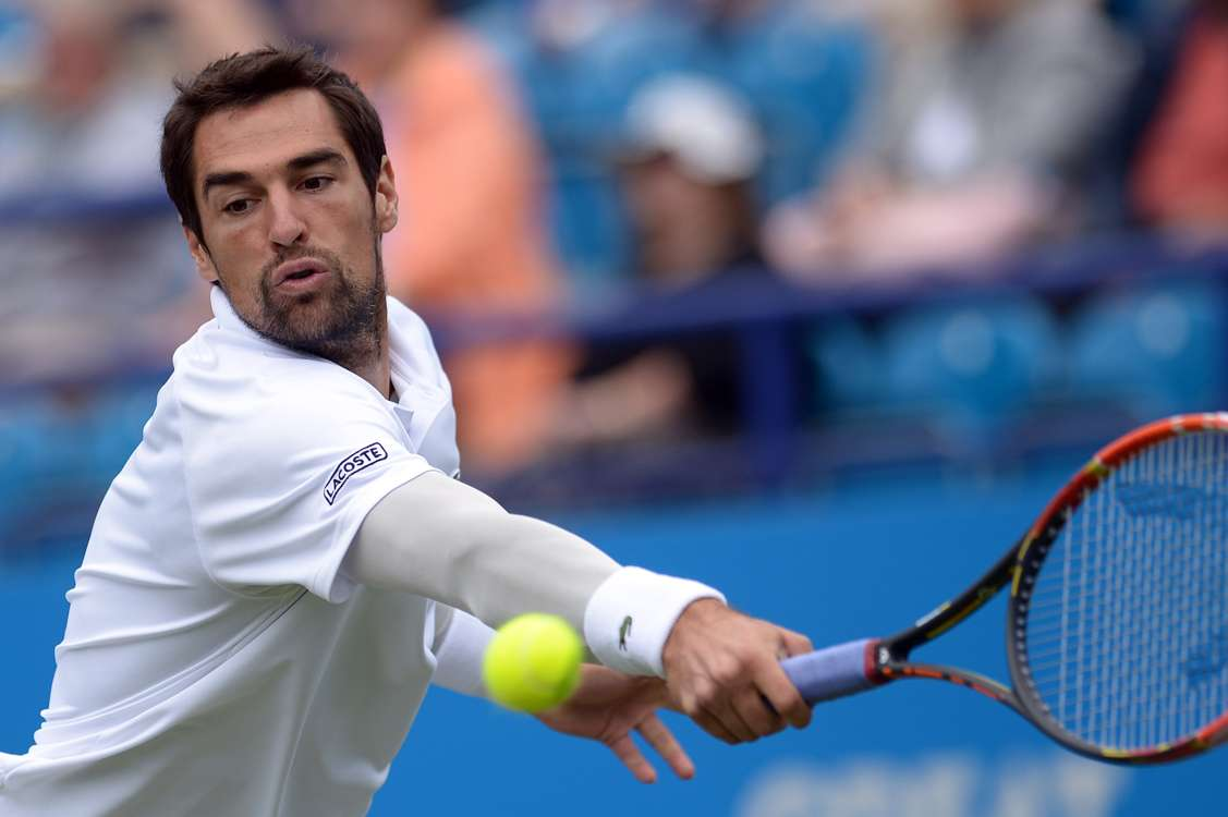 Chardy beaten by Swedish Open debutant Cuevas