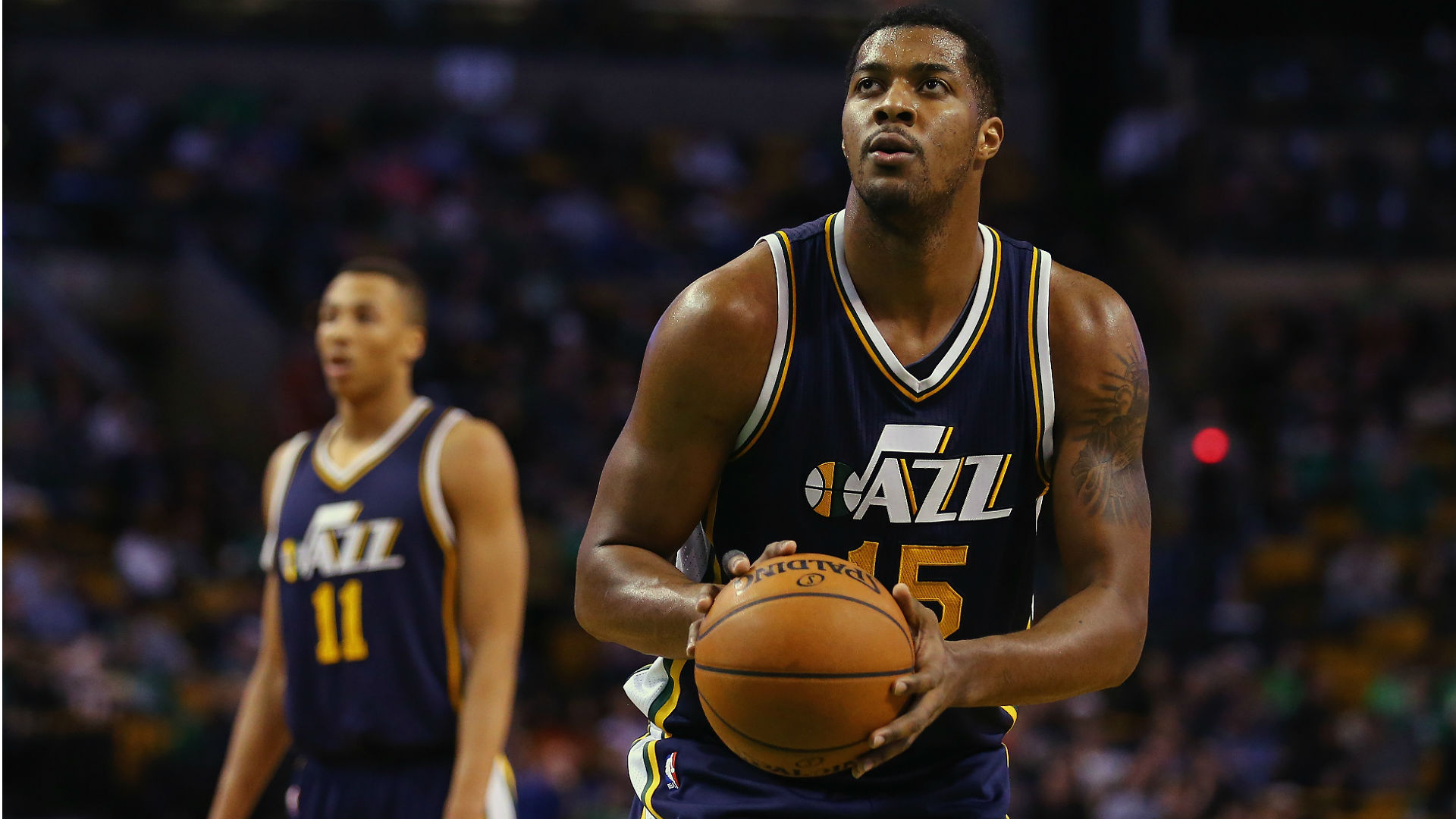 NBA free agency rumors: Derrick Favors meeting with Jazz, wants to re-sign
