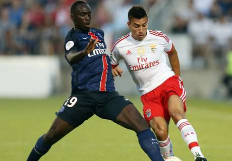 Match Report: Benfica 2-3 PSG