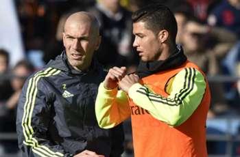 Zidane: Ronaldo, Messi rivalry good for football