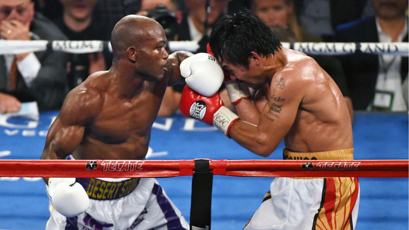 Timothy Bradley retires from boxing