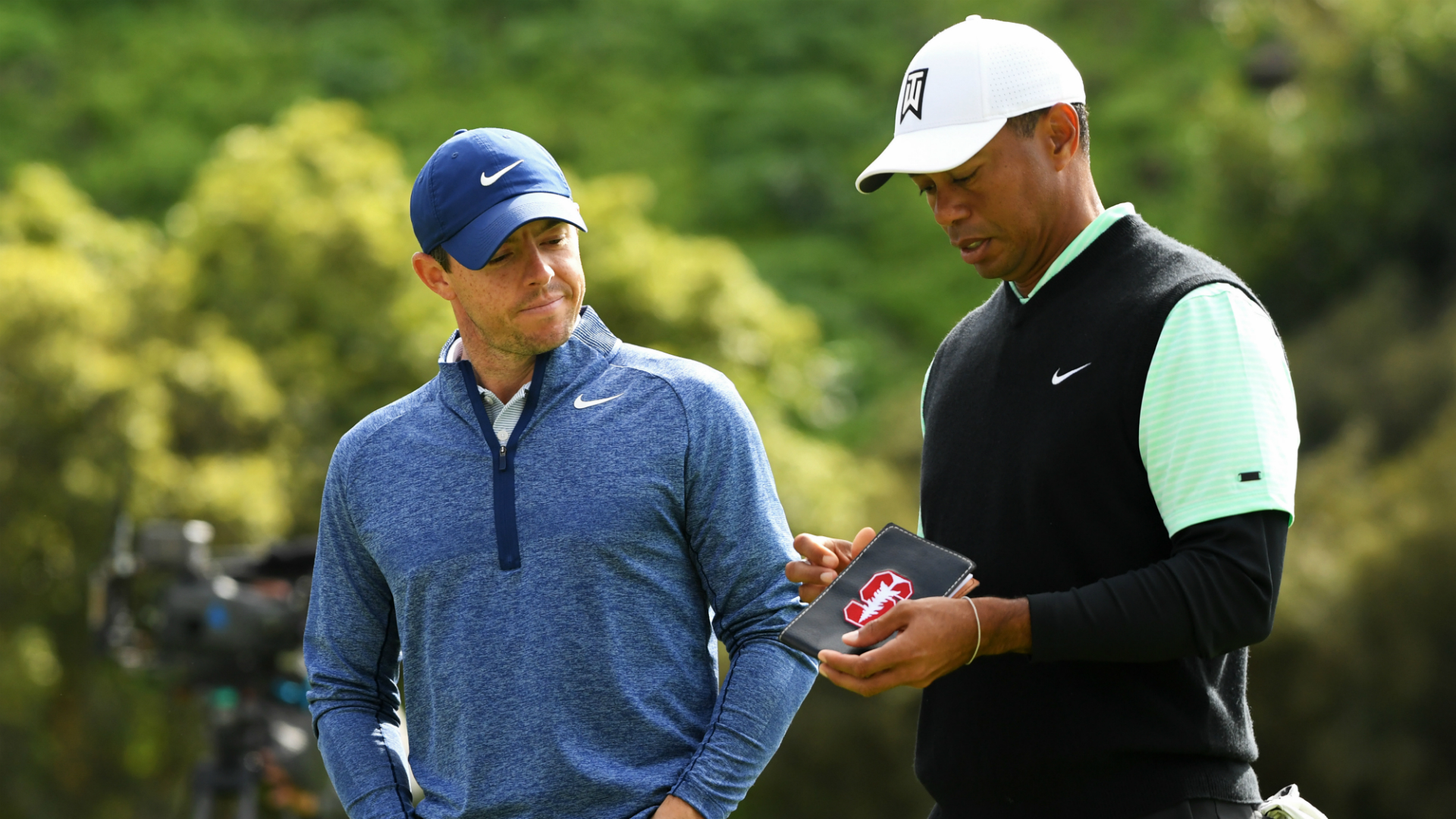 Genesis Open: Rory McIlroy on the charge, Tiger Woods scrambles to make cut