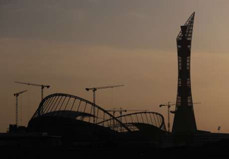 British worker dies at Qatar stadium