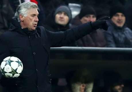Ancelotti Tak Ingin Reuni Dengan Real Madrid Di Liga Champions