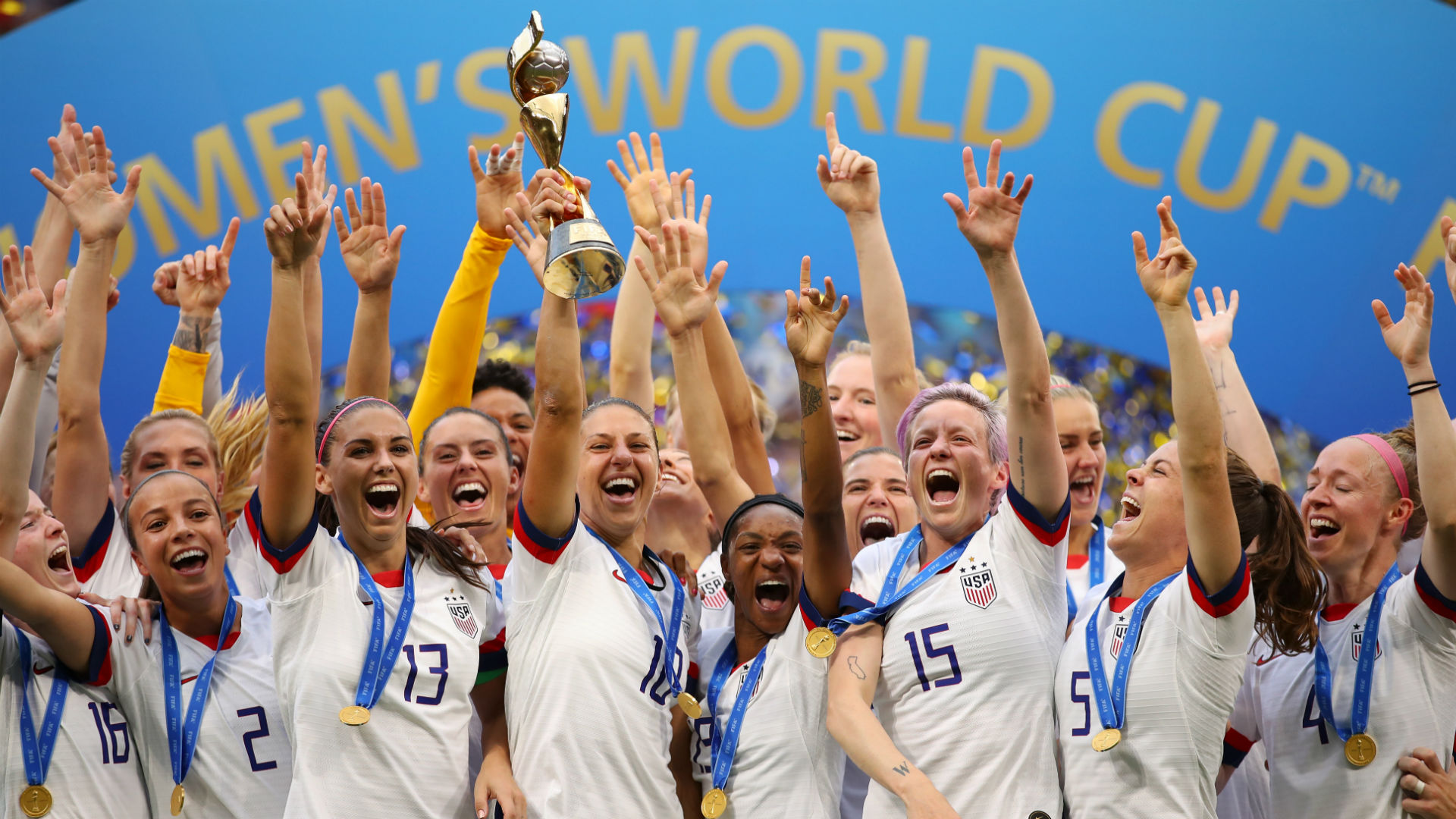 U.S. Senator: No equal pay for USWNT, no federal money for 2026 World Cup