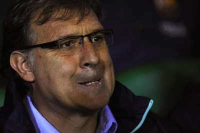 Martino accepts responsibility for Barca defeats