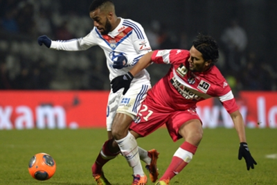 Ligue 1: Lyon 1 Toulouse 1