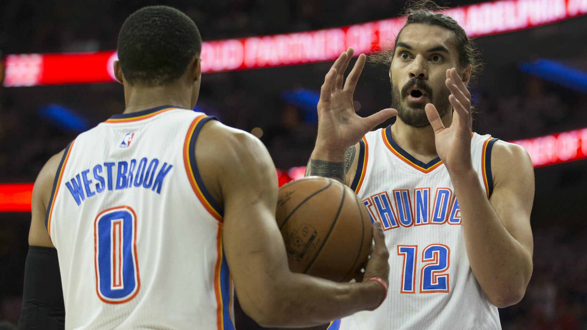 National Basketball Association wrap: Adams' perfection breaks Thunder out of funk