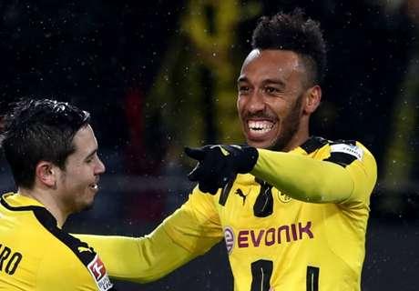 LIVE: Dortmund vs Hertha BSC