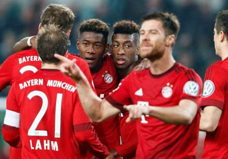 Bayern drawn away at Bochum
