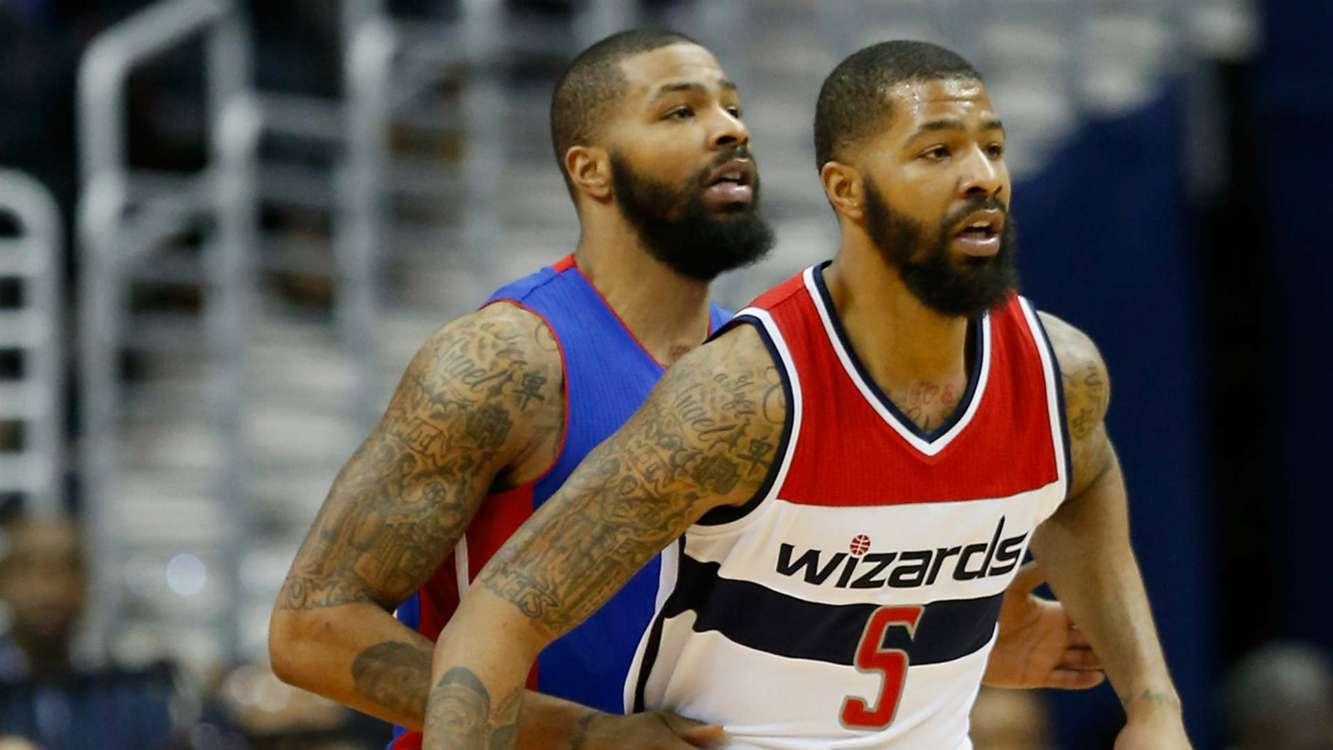 NBA   Morris twins talk trade demands, 'betrayal' from ...