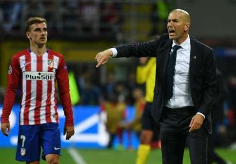 'Griezmann plays like Zidane'