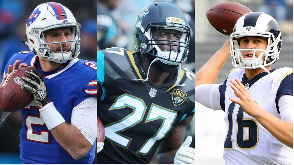 Peterman-Fournette-Goff-111617-USNews-Getty-FTR