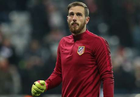 Oblak still out for Atletico