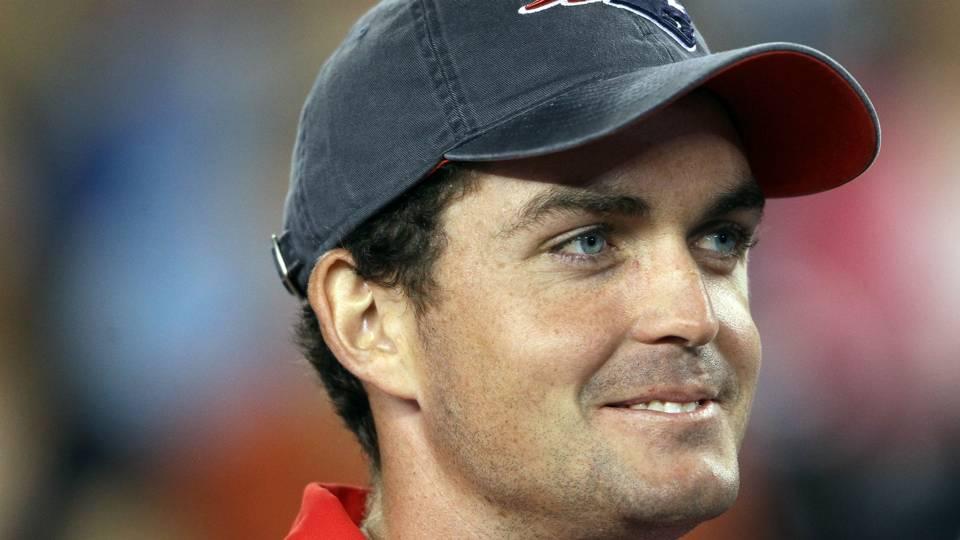Keegan Bradley, Patriots fan