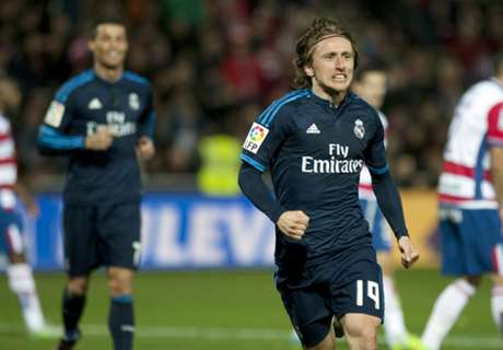 Ramos: Modric backbone of Madrid