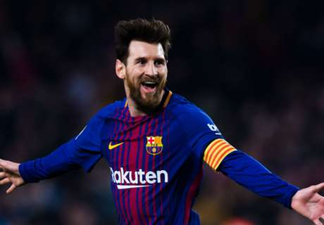 Messi sets two new records against Girona