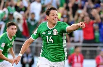 Former Man Utd and Madrid striker Hernandez 'never dreamed' of equalling Borgetti