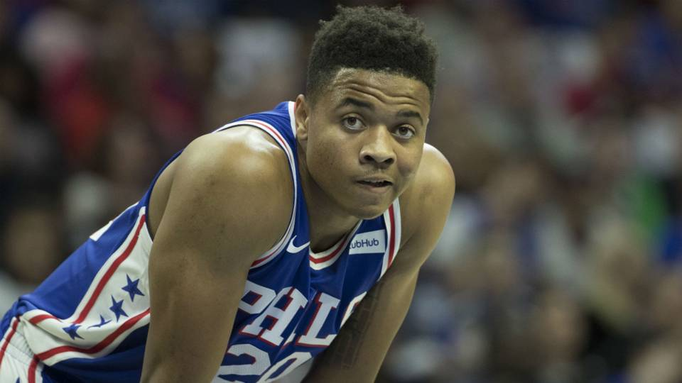 Markelle Fultz's shot will be perfect by end of summer, his trainer says