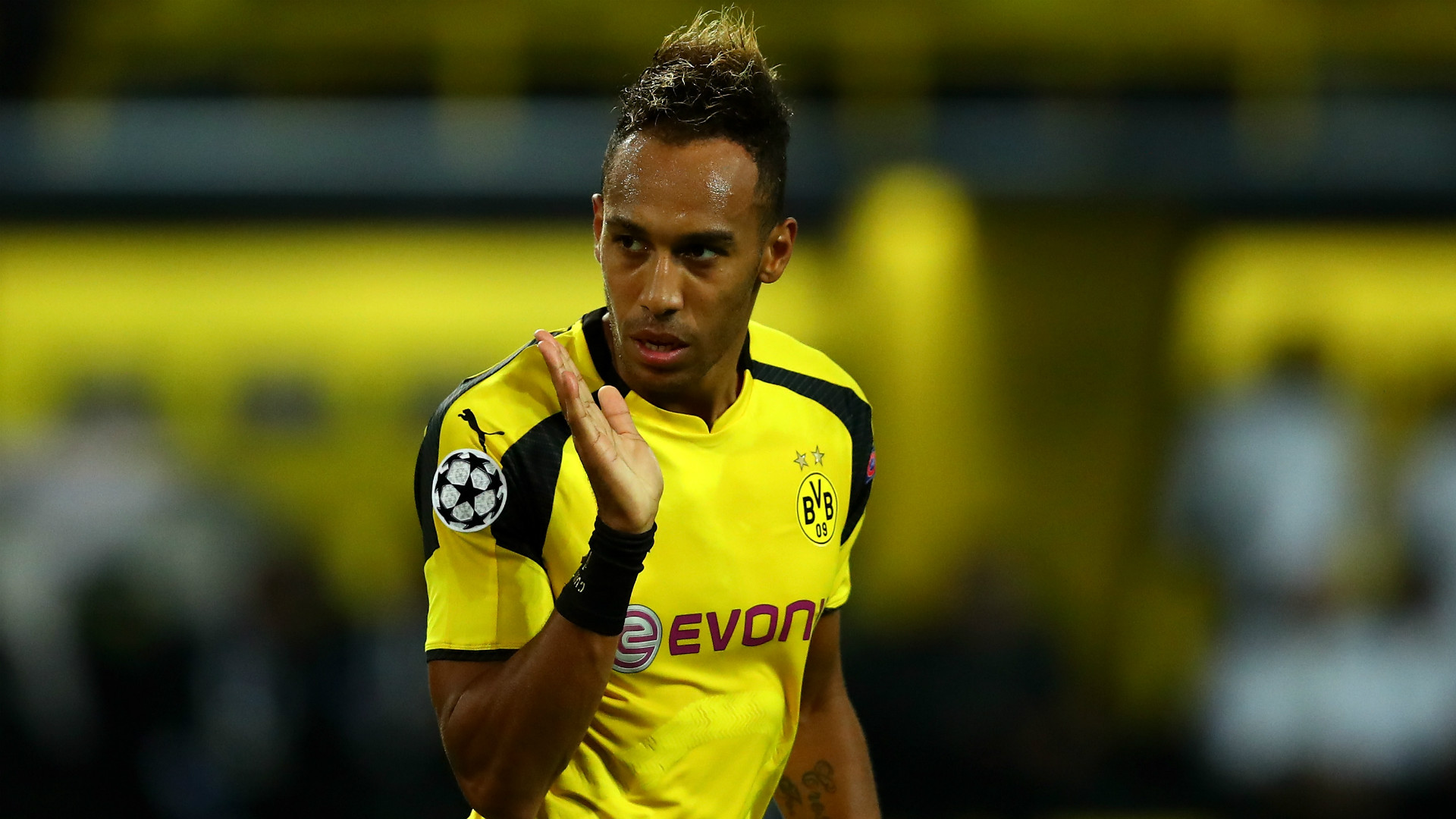 Aubameyang could stay at Dortmund past 2020 for 'incredible' fans