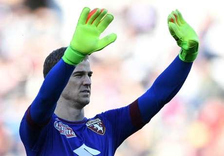 Torino want Hart on loan again