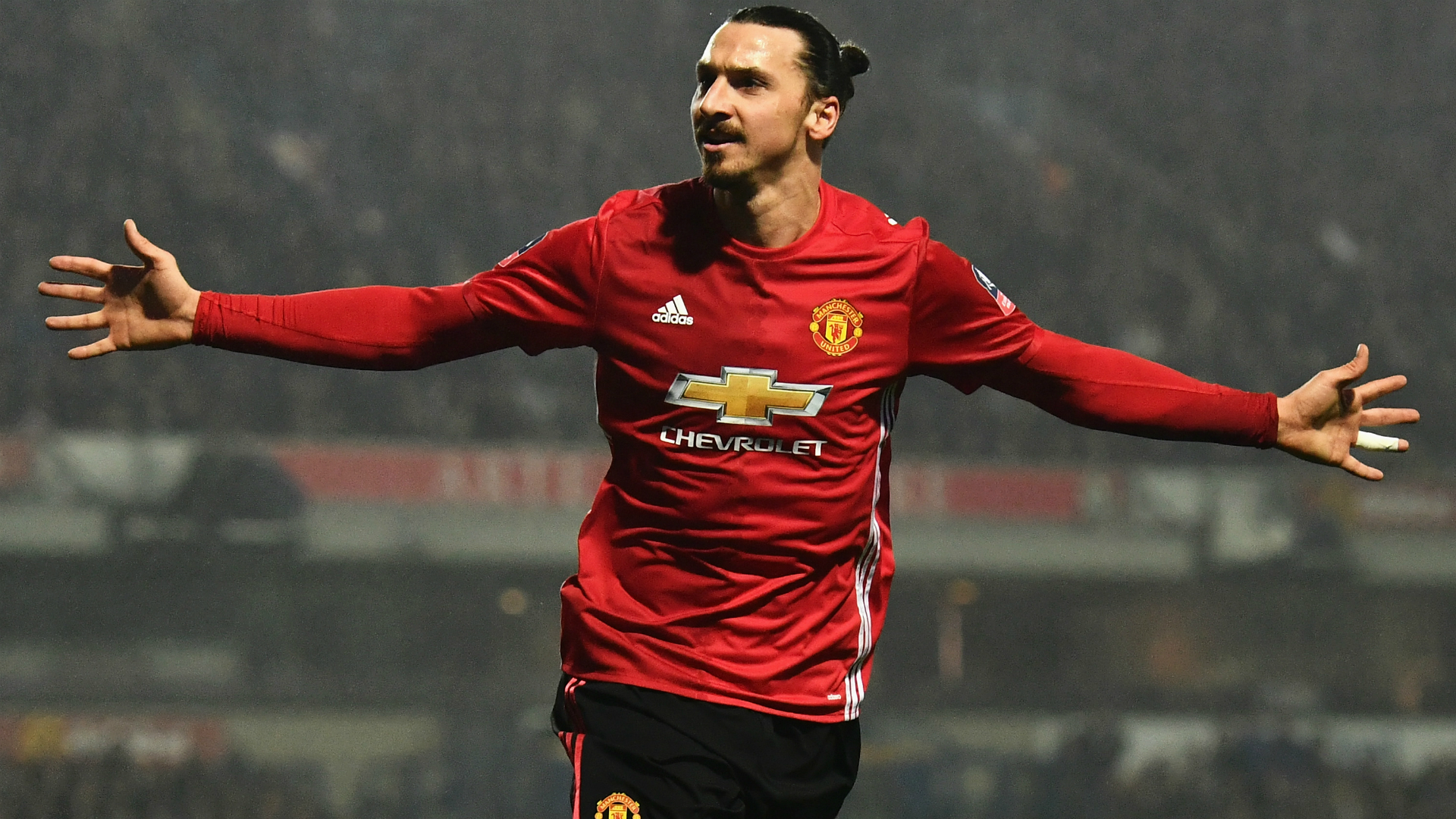 'Lion' Ibrahimovic basks in cup heroics glory