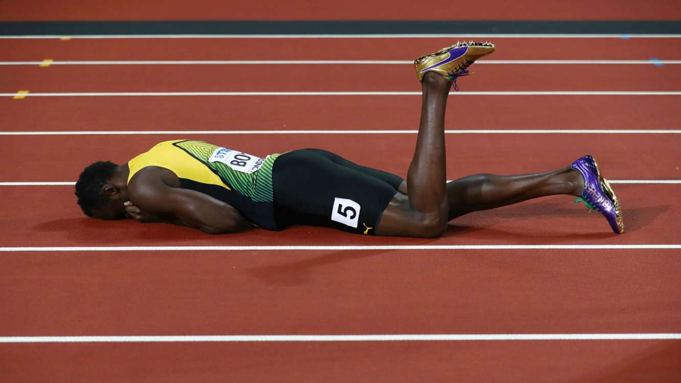 Gatlin convinced Bolt will be back after injury exit