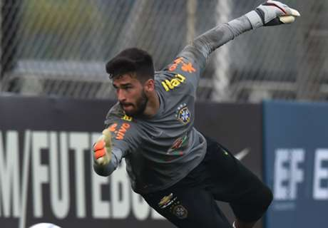 Brazil goalkeeper set for Serie A move