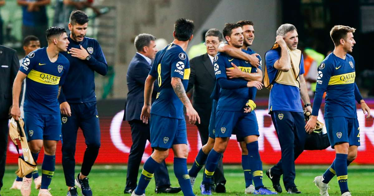 Boca expecting tough Superclasico in Copa Libertadores final d78f08be94cc3