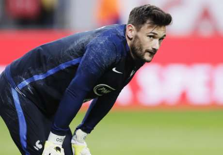 Deschamps: Lloris knows it's his fault