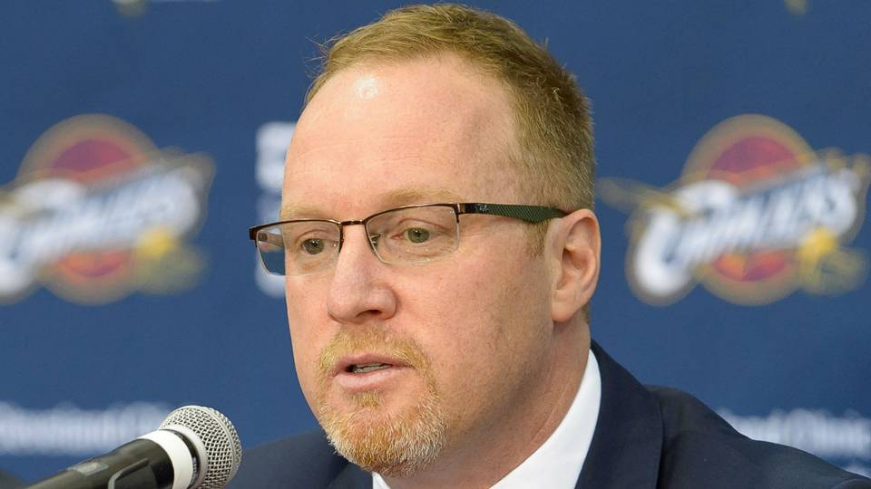 Pelicans reportedly will hire David Griffin to lead basketball operations