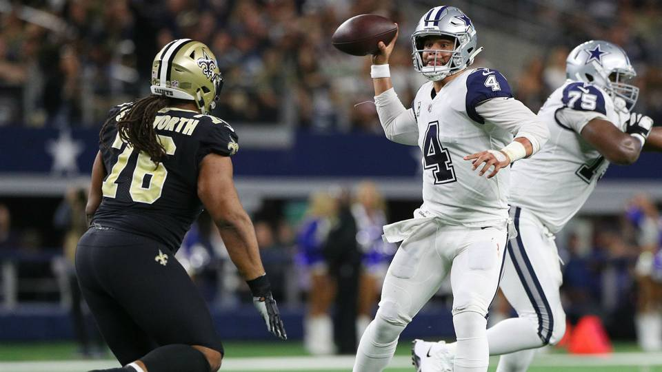 Three takeaways from the Cowboys  upset of the Saints  2eb04eff8