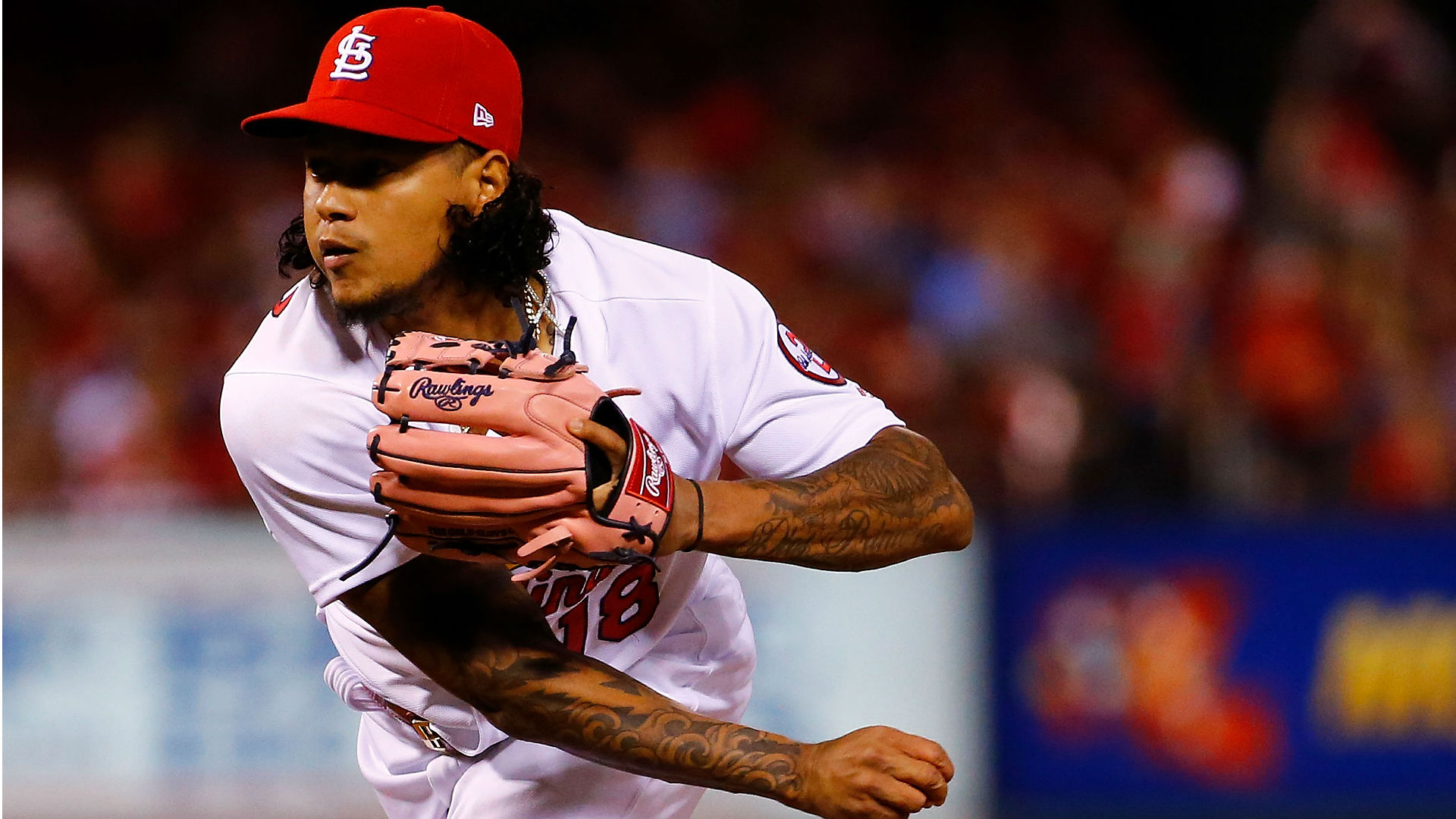 Carlos Martinez injury update: Cardinals pitcher in sling after receiving PRP injection in shoulder